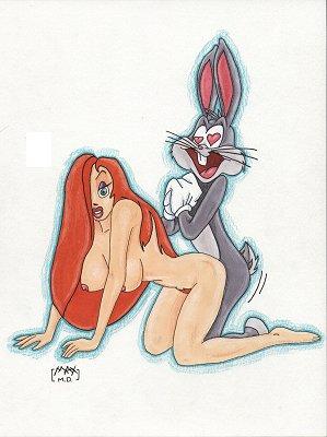 & droop-a-long rabbit ricochet Austin and ally