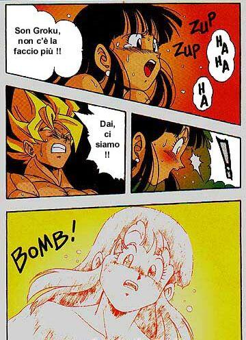and goku fanfiction lemon bulma Esdeath from akame ga kill