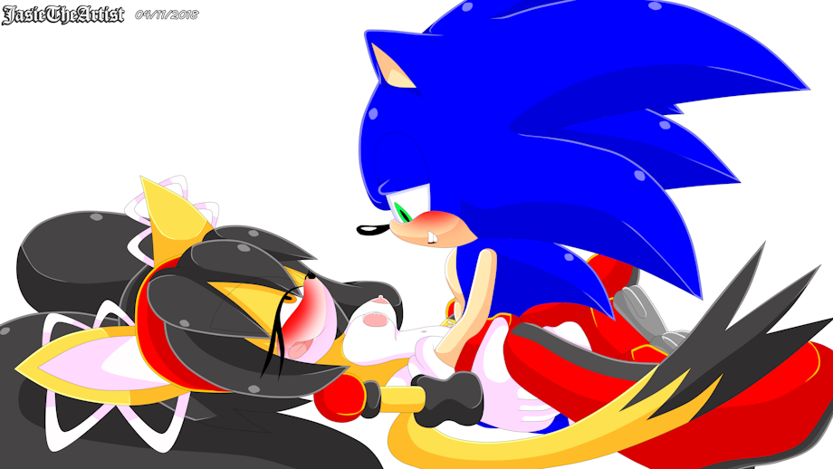 and the werehog sonic tails Guilty gear bridget