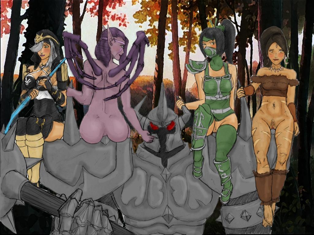 void league of legends staff Andre of astora dark souls