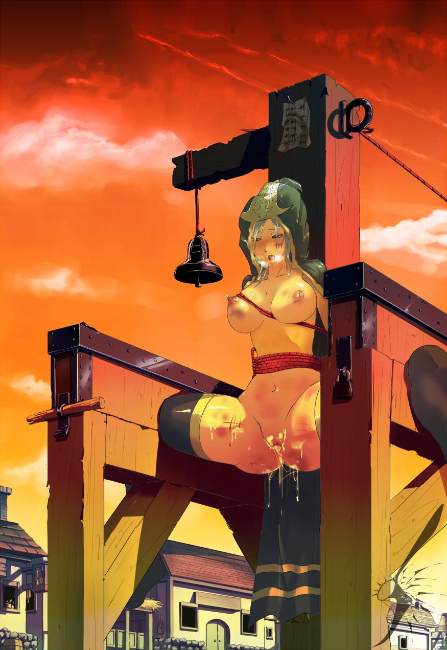 legends breast league expansion of Demonion 2 ~maou to sannin no joou~
