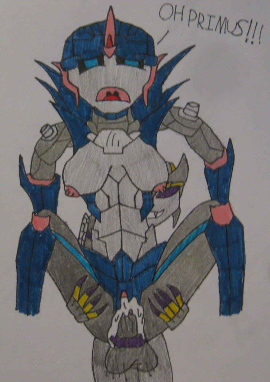 transformers fanfiction jack and arcee prime Ichigo chocola flavor (queen bee)