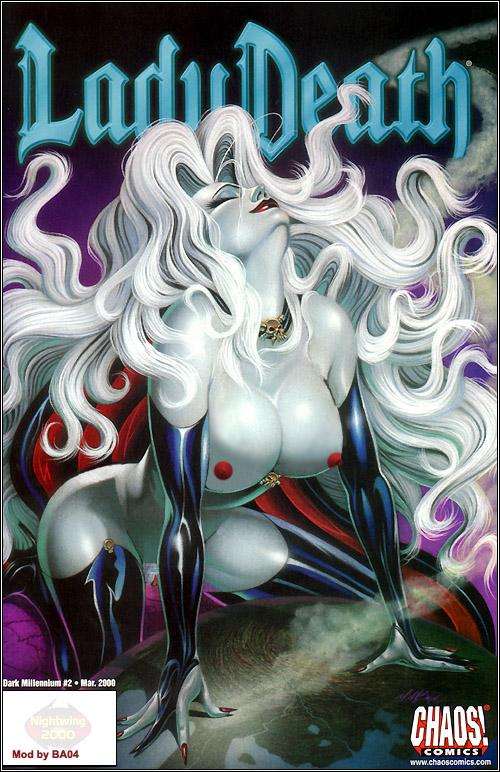 marvel death lady Mortal kombat mileena
