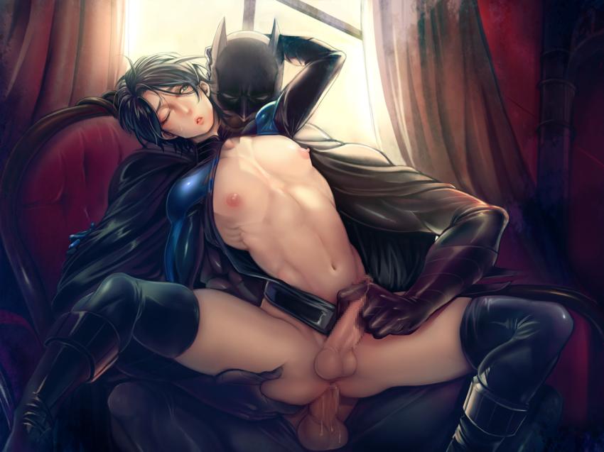 batman and comics gay superman Akame (akame ga kill)