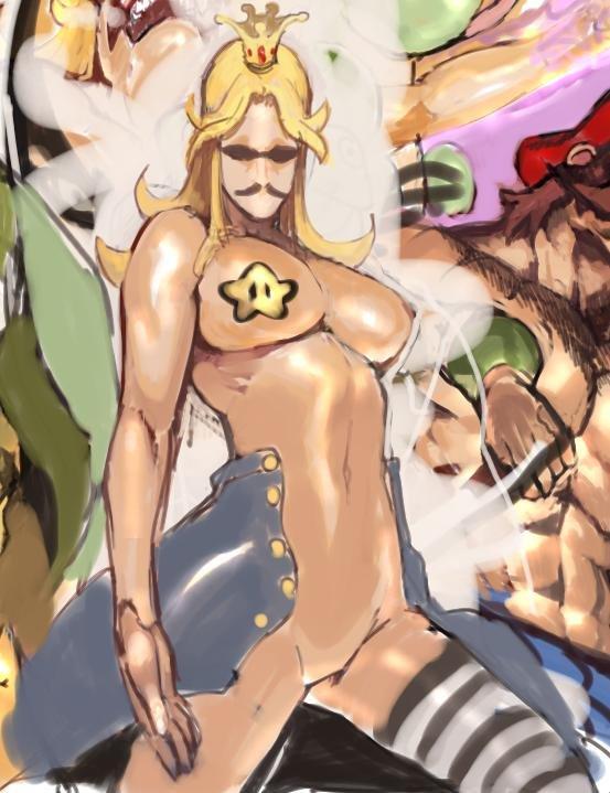 3d mario super world sprixie Bakugan battle brawlers ep 34