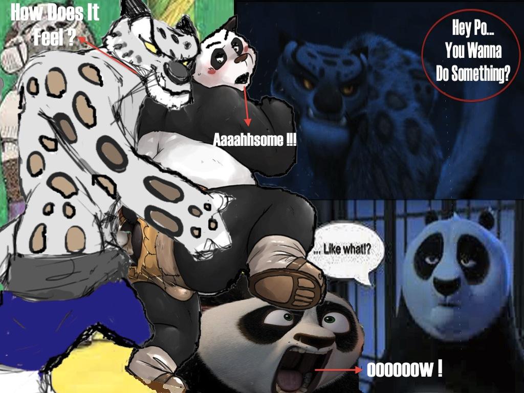 butt tigress kung fu panda Kimi to boku to eden no ringo
