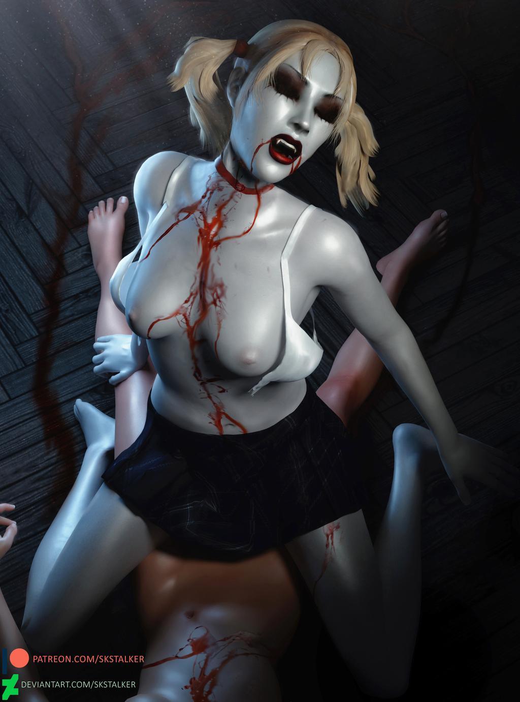 vampire masquerade ming-xiao Angry video game nerd cuck
