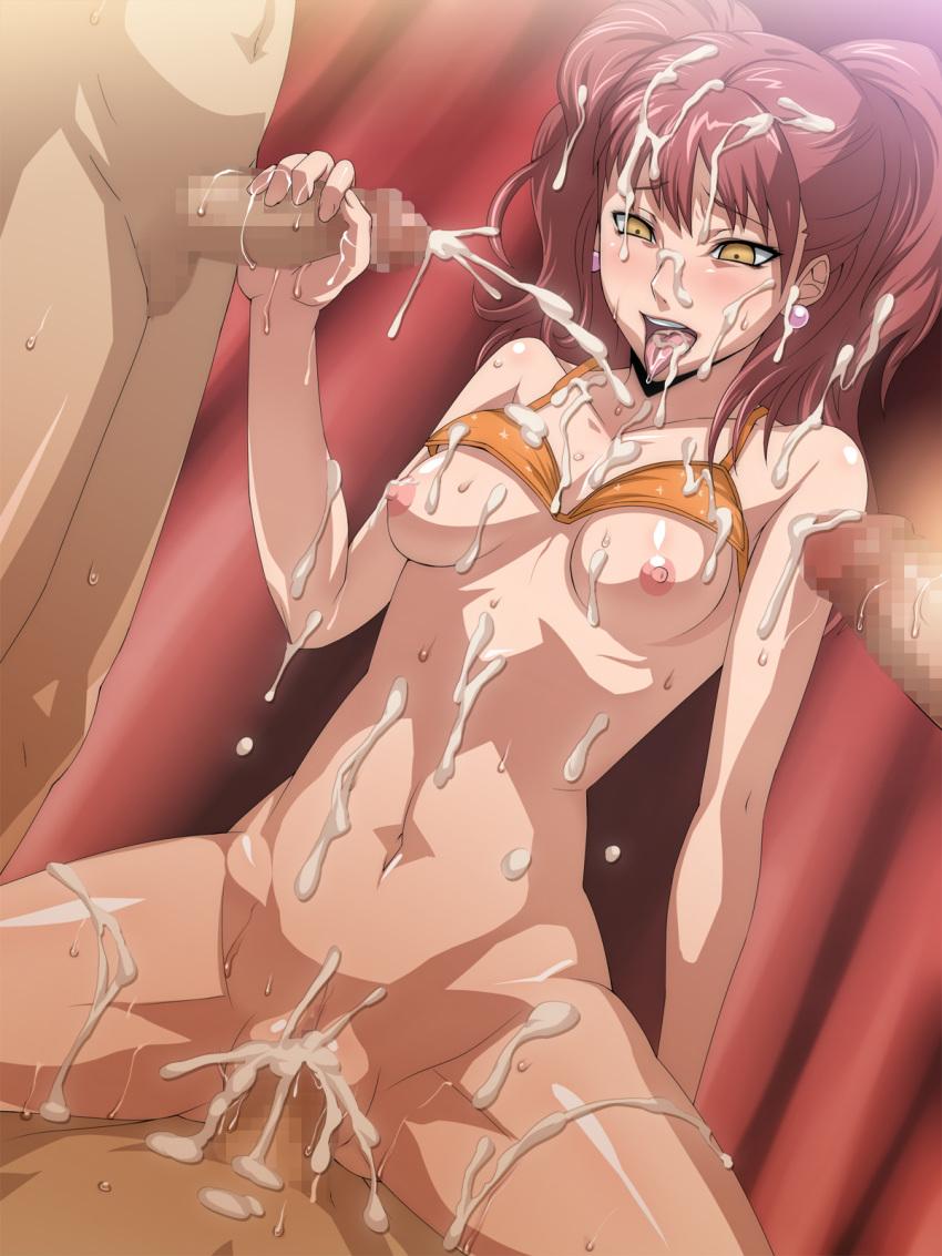 chouno ms. 5 persona Boku no hero academia nude