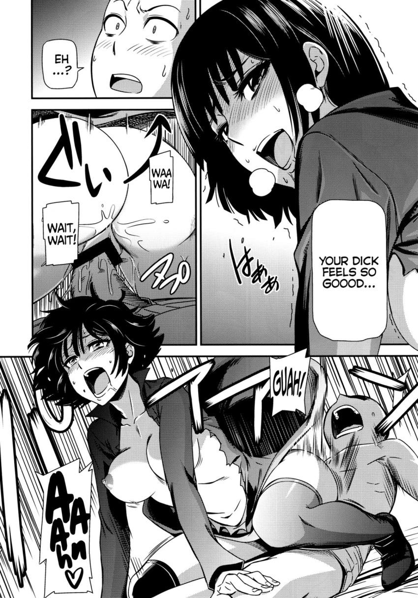 punch fubuki one man hot Mass effect shepard and tali fanfiction lemon