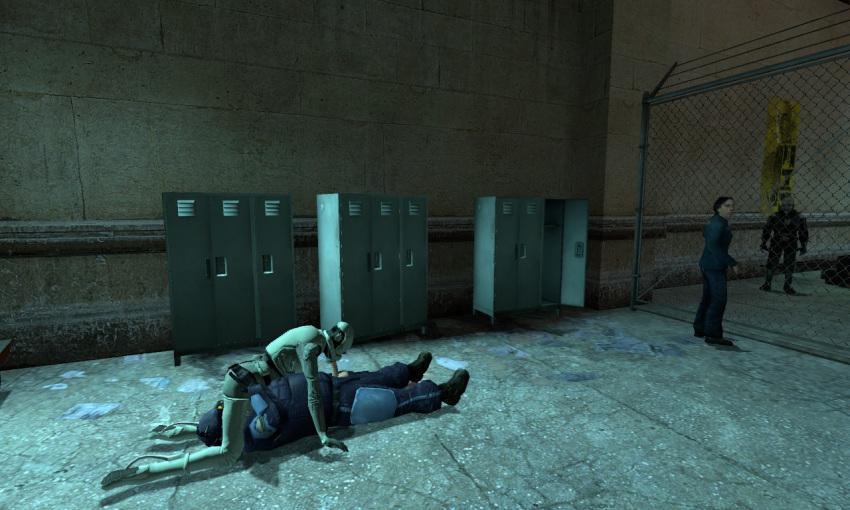 citizen gas mask 2 half life Dead rising 2 rebecca hentai