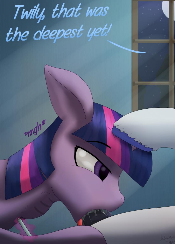 twilight fanart sparkle pony little my Tales of demos and gods