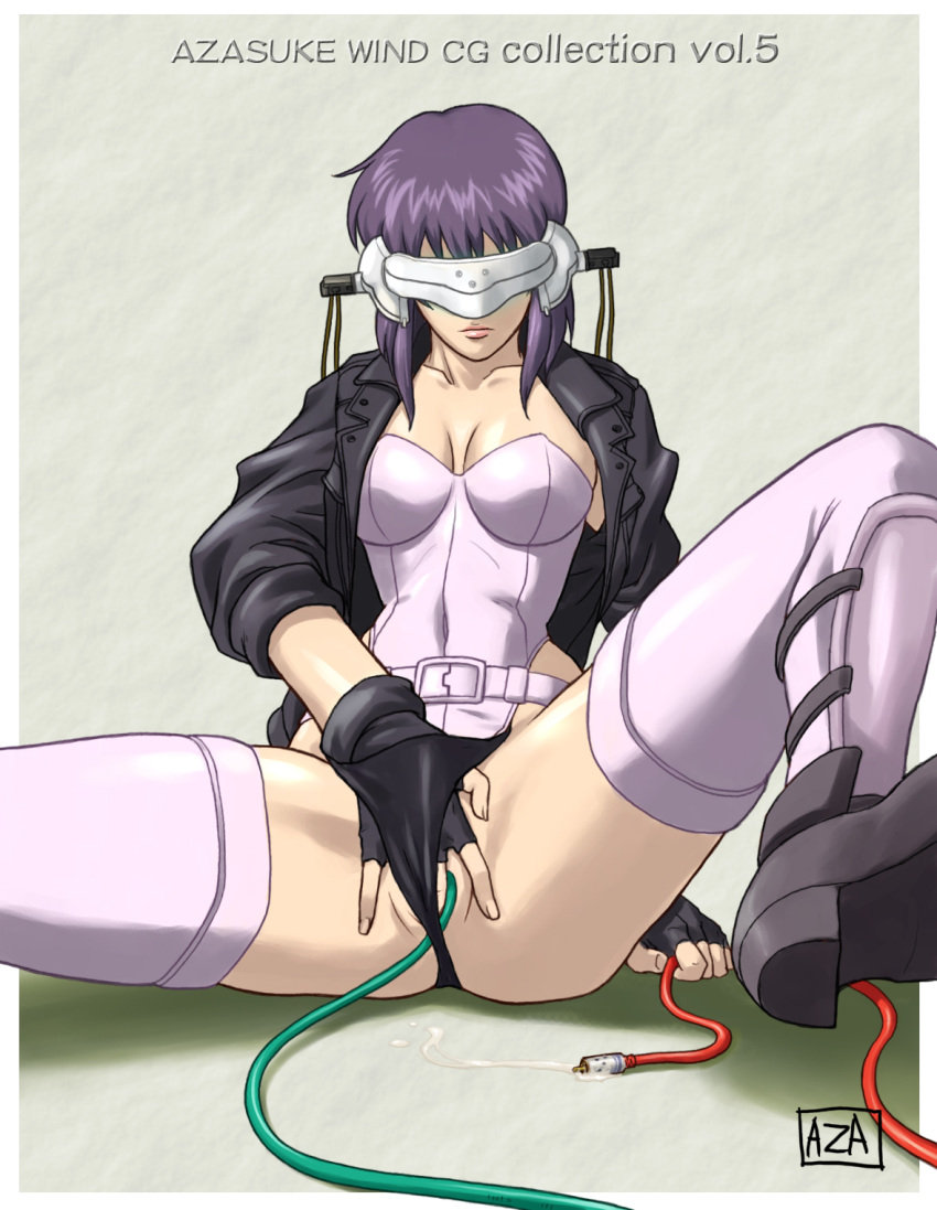 the in ghost tits shell King of the hill sex pics