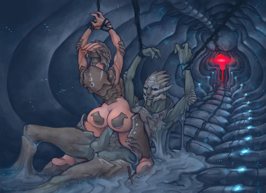 tali effect mass Wreck it ralph sergeant calhoun porn