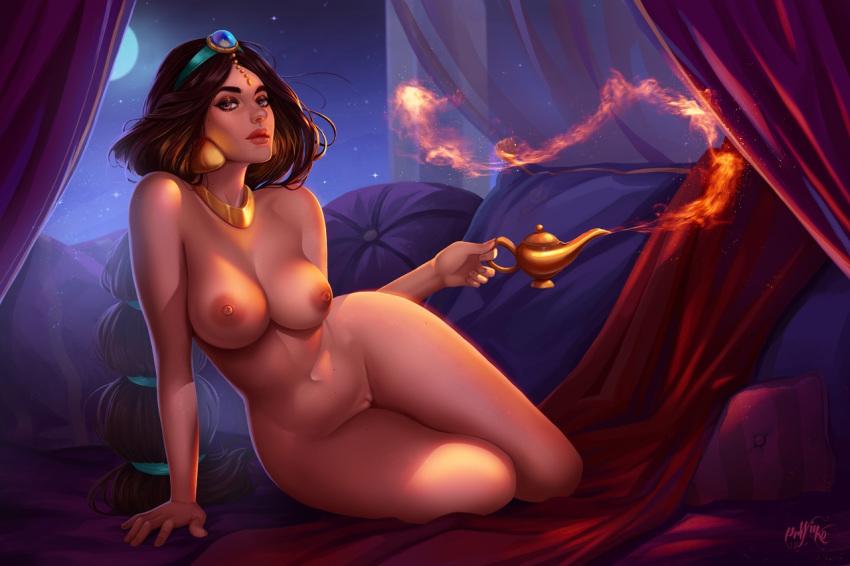 jasmine jafar with princess nude Katainaka ni totsui de kita russia