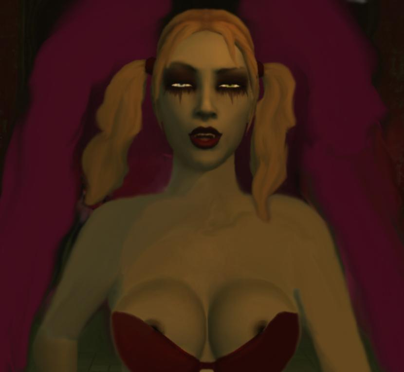 vampire outfits masquerade female bloodlines the Borderlands 3 maya and krieg