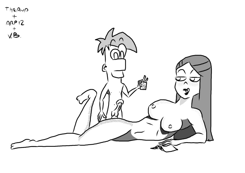 naked ferb phineas and sex Plague of gripes saiyan girls